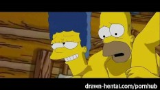 Simpsons Porn – Threesome