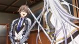 Schoolgirl Knight: Pure White Panties
