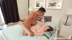 Sexy Plump Yoga Wife Gets Assfucked