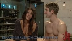 A Pussy Pounding Gets Wet