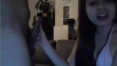 Marie suce paul