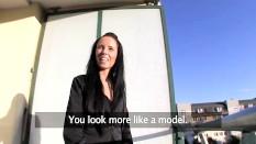 PublicAgent Stunning Estate Agent sells herself
