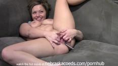 voyeur video of amateur anal photoshoot