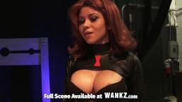 Assvengers Porn Parody – Episode I: Rise of the Hardon!